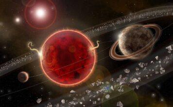 کشف ابر زمین دیگر در مدار پروکسیما قنطورس توسط اخترشناسان