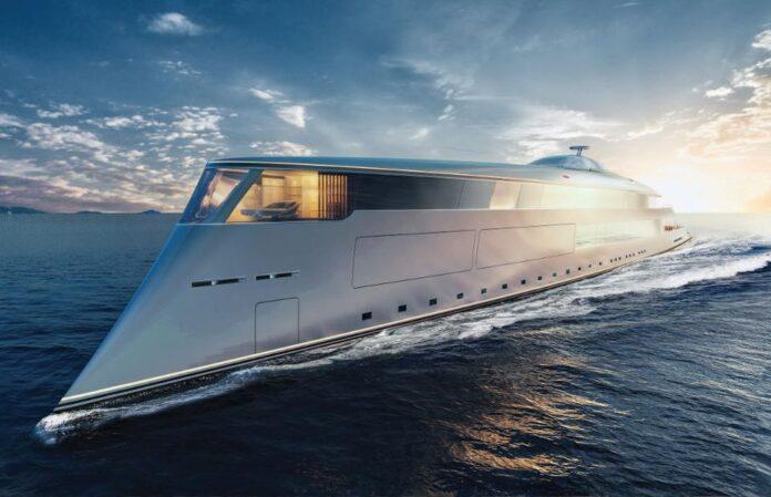 خرید کشتی هیدروژنی آکوا توسط بیل گیتس با قیمت 644 میلیون دلار