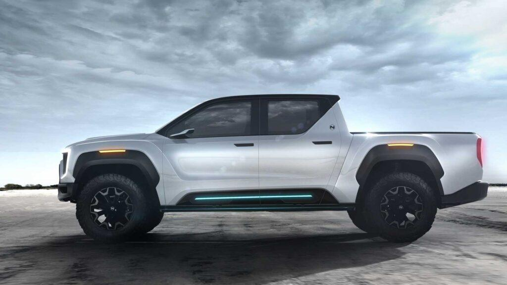 Nikola Badger All-Electric Pickup Truck Unveiled, Claims 600-Mile Range