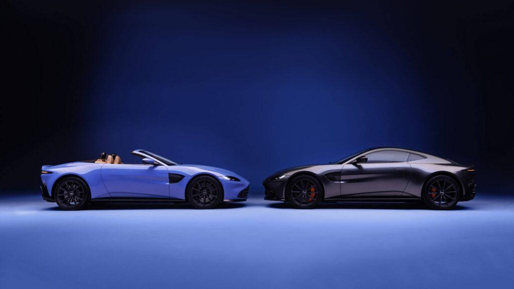 Aston Martin Vantage Roadster Officially Unveiled, Has Z-Fold Soft Top