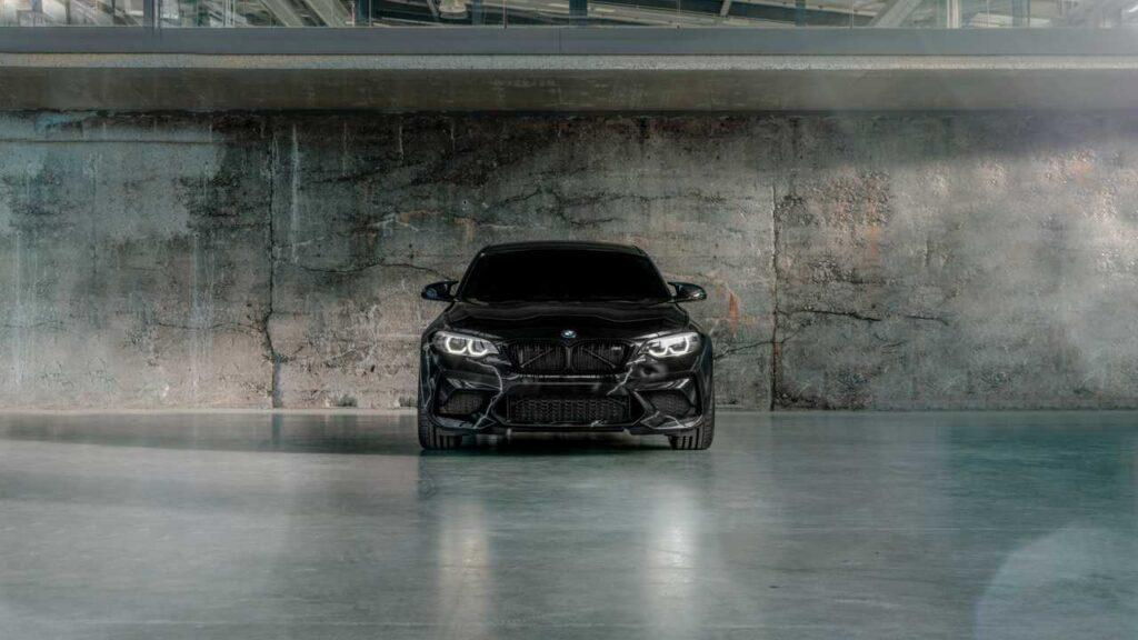 BMW M2 Competition by FUTURA 2000 Combines Hand Painted Art and Cars Into One