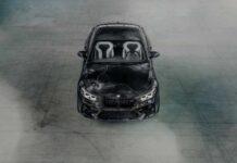 BMW M2 کامپتیشن با نقاشی FUTURA 2000