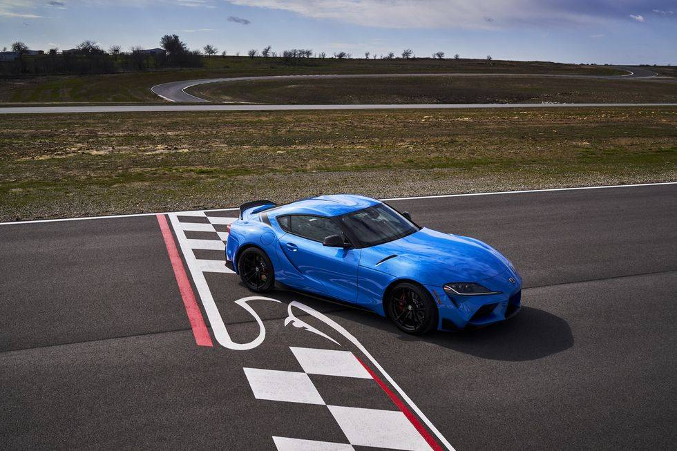2021 Toyota Supra Revealed, Now Offered with Turbo-Four Engine and A91 Special Edition