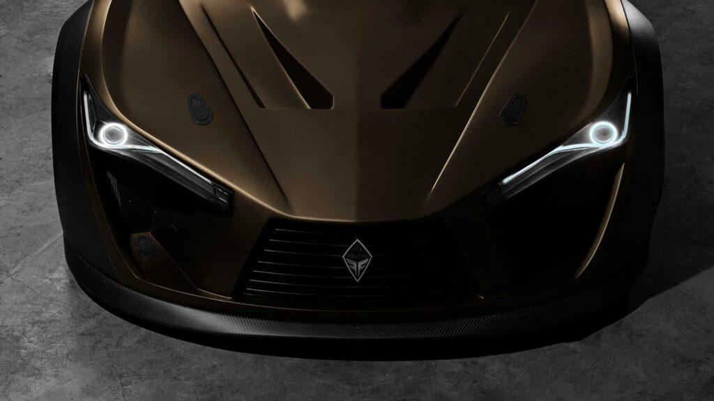 Felino CB7R is the Supercar from Canada You Probably Never Knew Existed