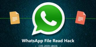 باگ جدید واتساپ که به هکر ها امکان دسترسی به فایل های کامپیوتر کاربران را می دهد