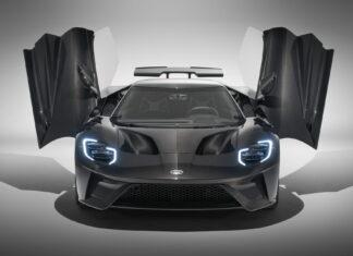 خودرو فورد GT لیکوئید کربن 2020 معرفی شد