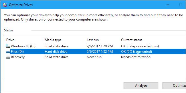 هارد ویندوز به چه مقدار فضای خالی نیاز دارد؟
