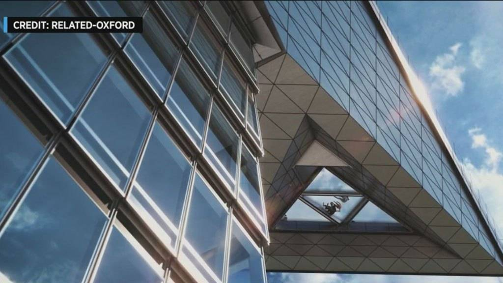 The Edge at Hudson Yards Opens, is Highest Observation Deck in the Western Hemisphere