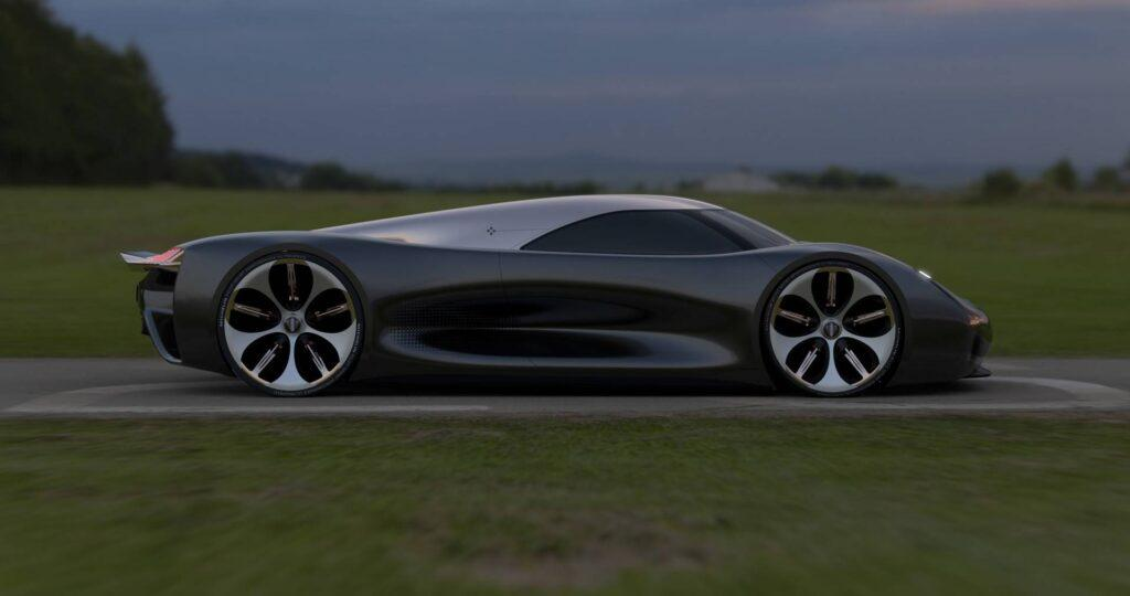 Koenigsegg Konigsei Hypercar Comes Equipped with a Hydrogen-Powered V8 Producing 1618HP