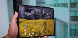 گوشی هوشمند Tri-fold کمپانی TCL با نمایشگر 10 اینچی