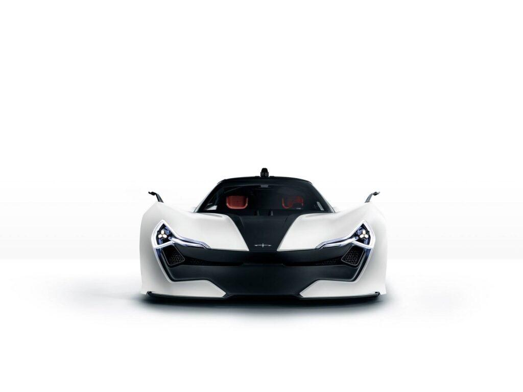 APEX AP-0 Super Sports EV