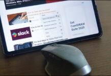 روش اتصال موس و ترک پد به آیپد در iPadOS 13.4
