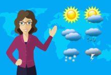 بهترین برنامه های هواشناسی اندروید که می توانند جایگزین Dark sky شوند