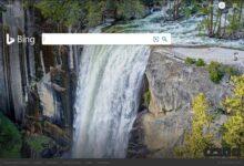 روش تغییر روزانه والپیپر ویندوز 10 با Bing Wallpaper