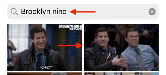 روش فرستادن تصاویر GIF در واتساپ