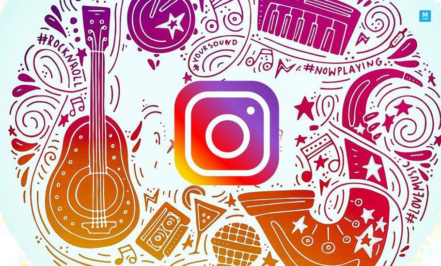 تصویر بهترین برنامه های افزودن آهنگ به ویدئوی اینستاگرام