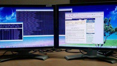 روش فعال کردن Extend Mode در ویندوز 10 و جابجایی پنجره ها میان مانیتورها