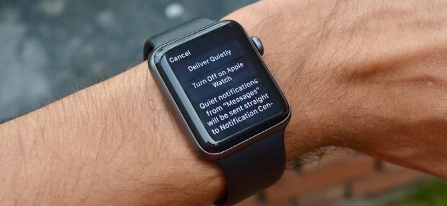 Photo of روش خاموش کردن نوتیفیکیشن ها در اپل واچ