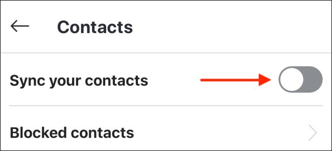 فعال کردن دسترسی اسکایپ به لیست مخاطبین در اندروید و آیفون