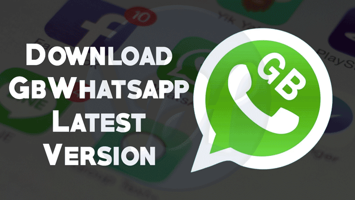 دانلود تازه ترین ورژن رسمی برنامه واتساپ جی بی یا GB Whatsapp