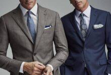 روش بستن کراوات و ست کردن آن با استایل های گوناگون