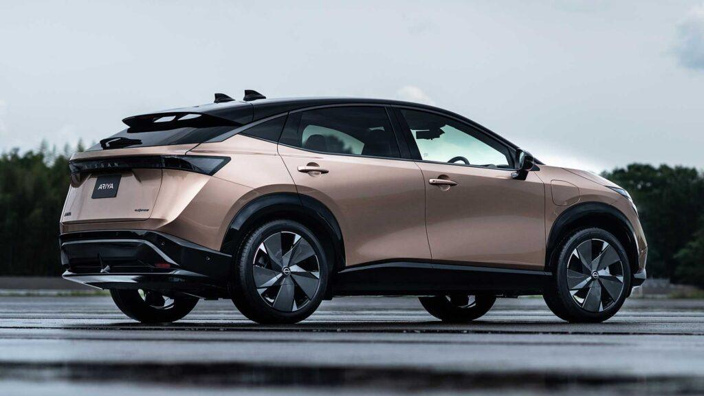 Nissan Ariya All-Electric Crossover Officially Unveiled