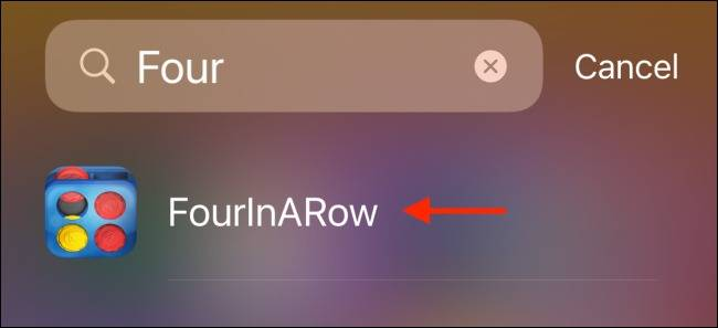 پنهان شدن برنامه از صفحه اصلی آیفون