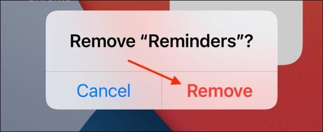 روش افزودن و حذف ابزارک آیفون iOS 14 و سفارشی سازی ویجیت