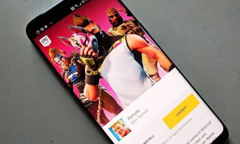 روش دانلود و نصب بازی فورتنایت پس از مسدود شدن آن در فروشگاه گوگل