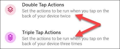 فعال کردن چراغ قوه گوشی اندروید با تپیدن یا ضربه شدن به پشت قاب