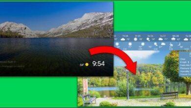 روش تغییر اسکرین سیور تلویزیون اندروید در بخش تنظیمات