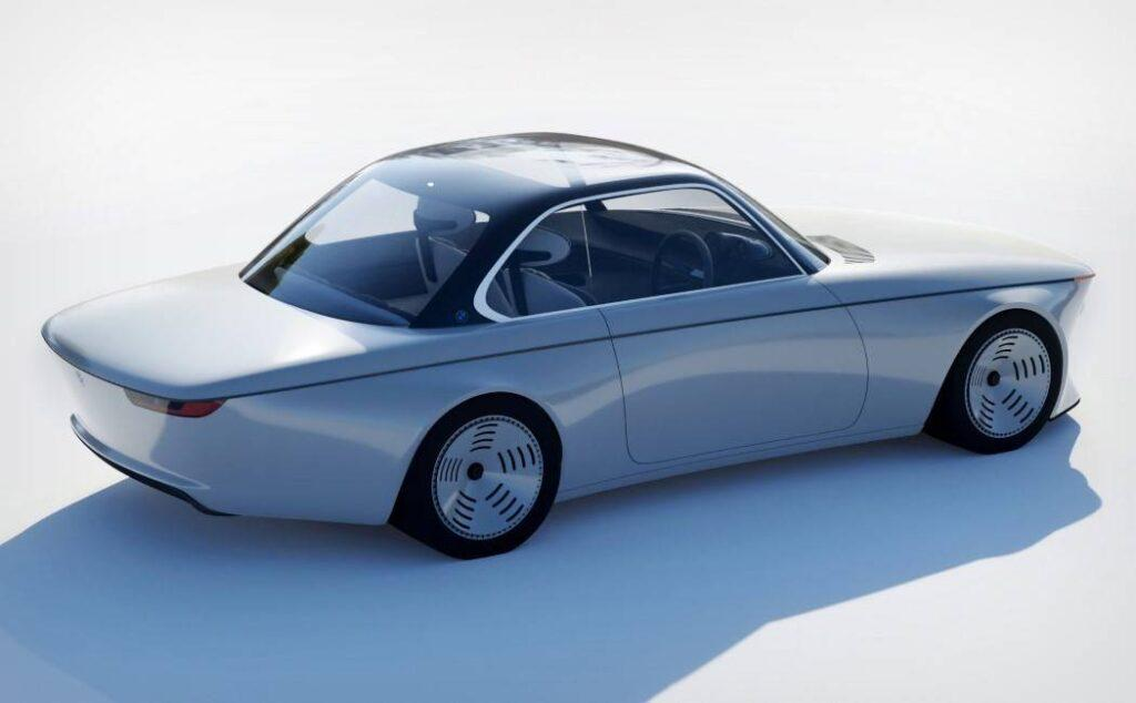 BMW EV9 Adds an All-Electric Powertrain to the Classic E9 Coupe