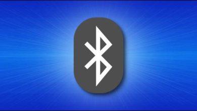 تصویر روش تغییر نام بلوتوث آیفون و آیپد در بخش تنظیمات iOS