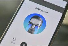 ارسال استیکر سلفی در اینستاگرام با فعال کردن ویژگی Selfie Sticker