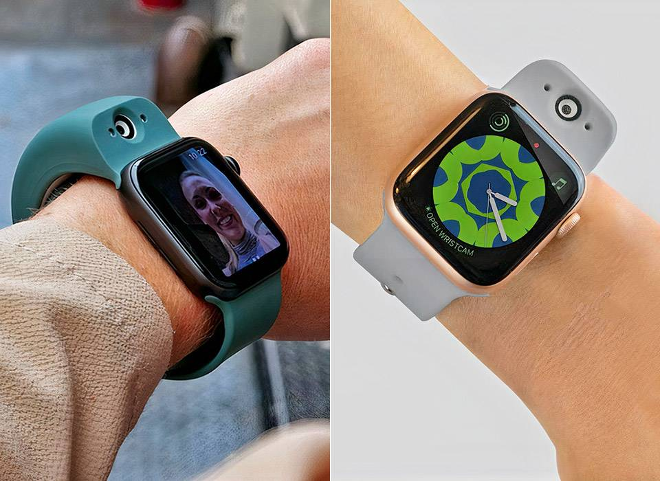 Wristcam Puts Two Cameras on the Apple Watch That Let You Snap Photos and Record 4K Video