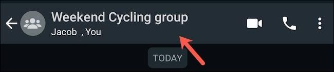 چگونه می توانیم برای گروه واتساپ خود یک لینگ عضویت عمومی و همگانی قابل اشتراک گذاری بسازیم؟