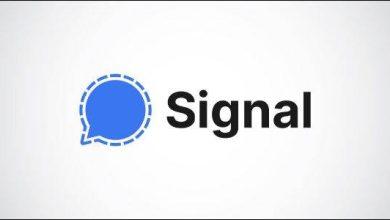 روش غیرفعال کردن نشانگر تایپ سیگنال در اندروید و آیفون