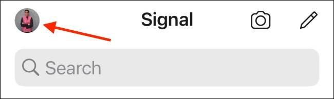 روش حذف اکانت برنامه سیگنال در اندروید و آیفون