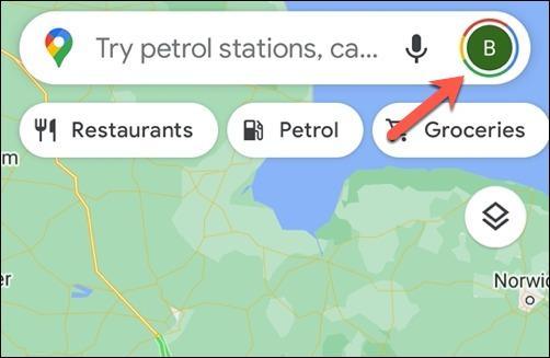 روش نمایش همیشگی مقیاس در برنامه گوگل مپ موبایل