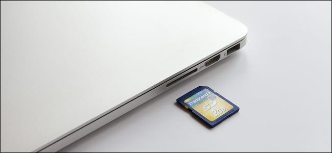 فرمت کارت حافظه یا SD Card در مک با برنامه SD Card Formatter