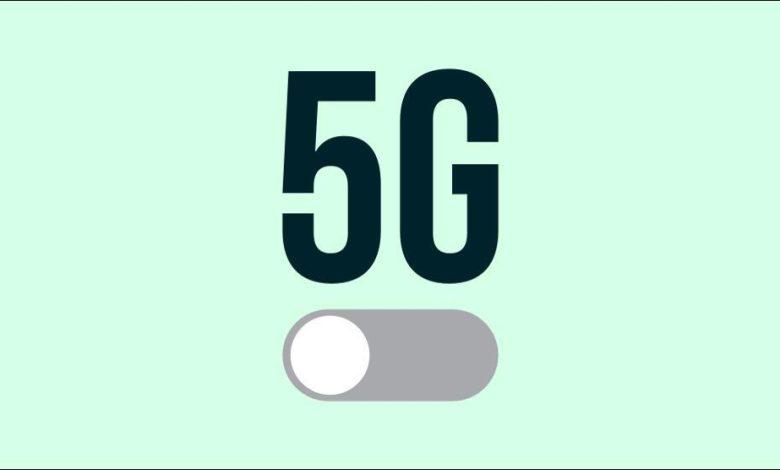 غیرفعال کردن شبکه 5G در گوشی اندروید (سامسونگ گلکسی و گوگل پیکسل)