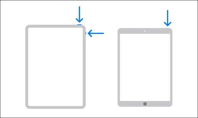 روش خاموش کردن آیپد با دو شیوه متفاوت با دکمه و بدون دکمه