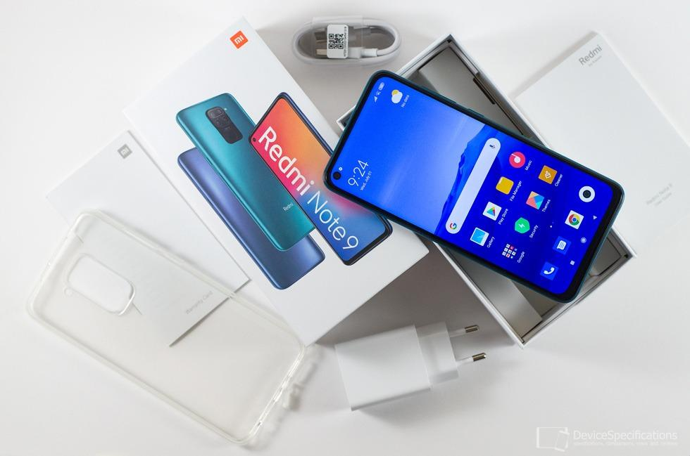 گوشی شیائومی ردمی 9 ا ا Xiaomi Redmi 9