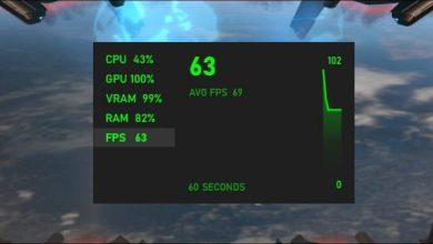 روش دیدن FPS بازی در ویندوز 10 با استفاده از Game Bar