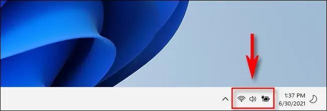 آیکون بلندگو ویندوز 11