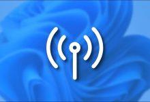 دادن هات اسپات به موبایل در ویندوز 11