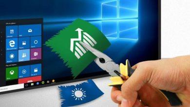 حذف برنامه های از پیش نصب شده ویندوز 10