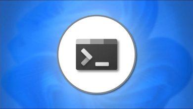 باز کردن Windows Terminal در هنگام بالا آمدن ویندوز 11